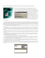 AVZ Antiviral Toolkit Phần mềm diệt virus miễn phí mới của Kaspersky.doc