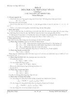 Sổ tay hóa học THPT_Phần vô cơ
