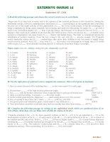 Bài Phụ Đạo 12 CB (3)