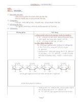Bài giảng Hóa 12 - Bài 7 (GV soạn thêm phần làm việc với HS)