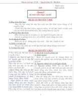 KHẮC SẾ-Giáo án 12CB-Bài 21-22(có kiến thức bổ sung)