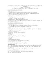 giáo án nâng cao chương 4(8&9)