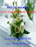Bai 7 Mach chinh luu - nguon mot chieu