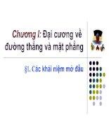 HINH 11Chuong IIBai 1Chuong II - Bai 1 Dai cuong ve duong thang va mat phang-02