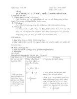 Ứng dụng của tích phân trong hình học