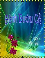 BAI TIEU LUAN BENH BUOU CO 5