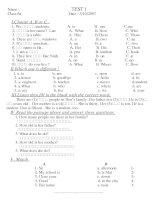 test 1-6