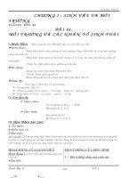 Giáo án từ tuần 22-35