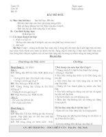 Giáo án địa lý khối 6 ( xem thử - đánh giá )