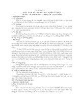 BỘ GIÁO ÁN 12 CƠ BẢN ĐẦY ĐỦ
