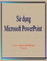 Huong dan soạn GA dien tu bằng Powerpoint
