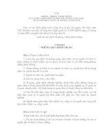 LUẬT BÌNH ĐẲNG GIỚi-Luat PC Tham nhung