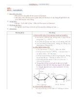 Bài giảng Hóa 12 - Bài 6 (GV soạn thêm phần làm việc với HS)