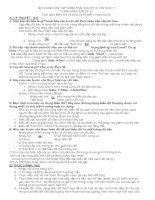 Nội dung ôn tập kiểm tra học kỳ 2- tin học 7