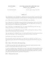 156/2012/TT-BTC: quy định mức thu, chế độ thu, nộp, quản lý và sử dụng lệ phí cấp giấy kinh doanh karaoke, lệ phí cấp giấy phép kinh doanh vũ trường