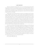 kế toán tổng hợp tại Công ty cổ phần may 1 - Dệt Nam Định