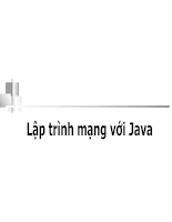 Lap trinh mang voi Java