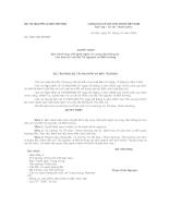 Ban hành Quy chế phát ngôn và cung cấp thông tin (2)