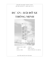 QLDA - BAI DO XE THONG MINH (Repaired)