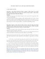 TÌM HIỂU PHÁP LUẬT LIÊN QUAN ĐẾN BẢO HIỂM