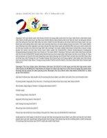Olympic tin học sinh viên việt nam