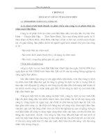 Thực trạng tổ chức kế toán tài sản cố định ở Công ty Cổ Phần Thức Ăn Chăn Nuôi Hải Hậu