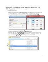 Hướng dẫn cài đặt và sử dụng Nnewagrabber V1.4 cho CMS Joomla 1.5