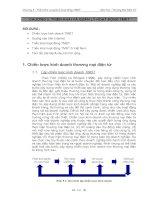 Thương mại điện tử - Chương 5: Triển khai và quản lý hoạt động trong thương mại điện tử