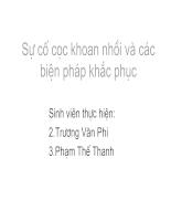Su co Coc Khoan Nhoi-Xu ly