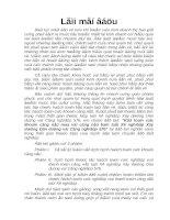 KẾ TOÁN CÁC KHOẢN CÔNG NỢ MUA VÀ CÔNG NỢ BÁN TẠI XÍ NGHIỆP XÂY DỰNG DÂN DỤNG VÀ CÔNG NGHIỆP 576