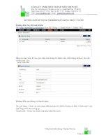 Hướng dẫn sử dụng website bán hàng trực tuyến