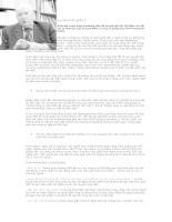 Philip Kotler bàn về quảng cáo & PR