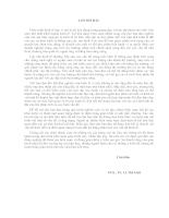 Tài liệu môn Kinh tế vi mô