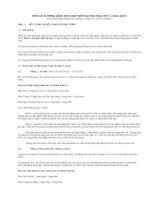 ĐIỀU LỆ OLYMPIA DÀNH CHO SINH VIÊN ĐẠI HỌC MÙA THỨ 1 (2012-2013)