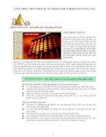 Giới thiệu phầm mềm quản trị doanh nghiệp SAS innova 6.8