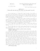 Hướng dẫn thực hiện một số quy định về thi nâng ngạch công chức