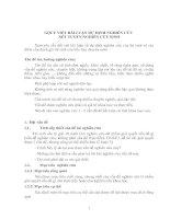GỢI Ý VIẾT BÀI LUẬN DỰ ĐỊNH NGHIÊN CỨU  XÉT TUYỂN NGHIÊN CỨU SINH