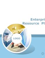 Enterpricse Resource Planning