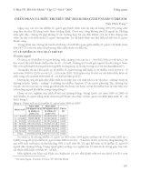 Chẩn đoán và điều trị tiệt trừ Helicobacter Pylori ở trẻ em