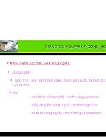 technologic-management-chapter-1