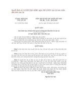 12/2007/QĐ-UBND: Ban hành Quy chế tạm thời quản lý Cổng giao tiếp điện tử Lào Cai
