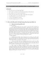 Thương mại điện tử - Chương 4: Môi trường pháp lý trong thương mại điện tử