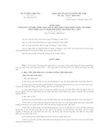 1605/QĐ-TTg:  QUYẾT ĐỊNH PHÊ DUYỆT CHƯƠNG TRÌNH QUỐC GIA VỀ ỨNG DỤNG CÔNG NGHỆ THÔNG TIN TRONG HOẠT ĐỘNG CỦA CƠ QUAN NHÀ NƯỚC GIAI ĐOẠN 2011 - 2015