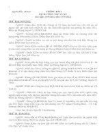 Lịch công tác tuần Từ ngày 10/9/2012 đến 17/9/2012