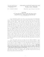 Chỉ thị Về Triển khai thực hiện các phần mềm dùng chung thuộc đề án 112- chính phủ trên địa bàn tỉnh