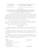 1431/QĐ-UBND:  QUYẾT ĐỊNH Về việc ban hành Quy chế tổ chức, quản lý, hoạt động cung cấp thông tin và dịch vụ công trực tuyến trên Cổng thông tin điện tử quận Gò Vấp