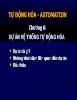 Tự động hóa- automation