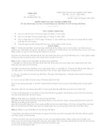thành lập, tổ chức và hoạt động của Quỹ Bảo vệ môi trường Việt Nam