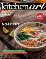 KitchenArt EMagazine Số tháng 1.2013