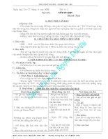 Giáo án ngữ văn 8 Tập 1 (3 cột)